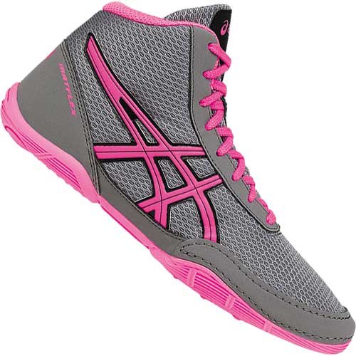 GS Youth Wrestling Shoes Pink