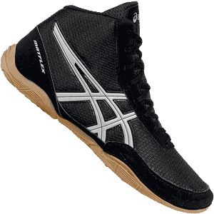 Asics Matflex 5 Wrestling Shoes - Black