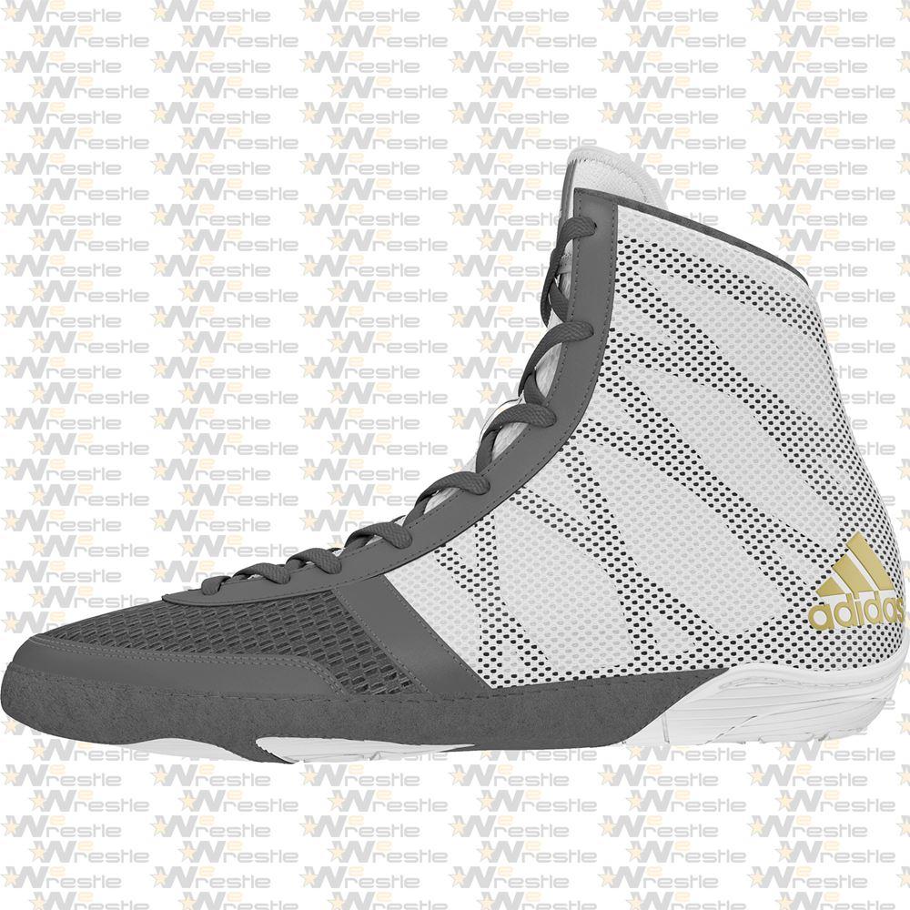 fa5fab13e2b6 adidas Pretereo 3 Wrestling Shoes