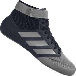 adidas Mat Hog 2.0 Wrestling Shoes - Navy Blue