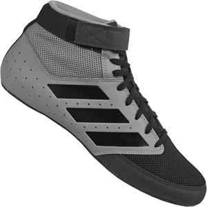 adidas Mat Hog 2.0 Wrestling Shoes - Gray