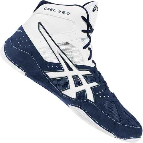 asics cael sanderson wrestling shoes