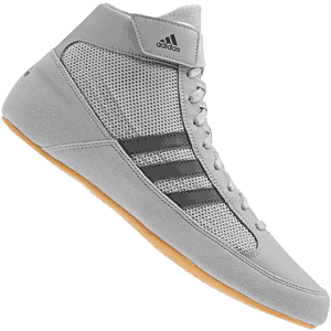 adidas HVC 2 Wrestling Shoes Gray Onyx