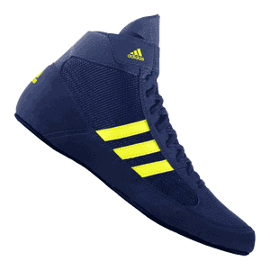 adidas HVC 2 Youth Wrestling Shoes - Royal Blue