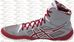 Asics Cael 7 Wrestling Shoes - Air Mesh and Escaine Super Suede Trim Upper