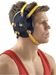 Cliff Keen Signature Custom Color Wrestling Headgear - Black / Gold