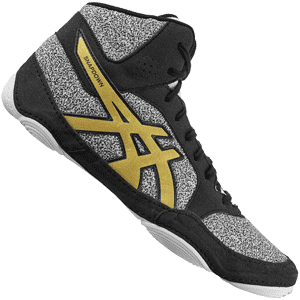 Asics Snapdown 2 Wrestling Shoes - White | Rich Gold