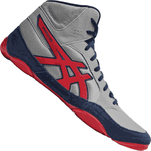 Asics Snapdown 2 Wrestling Shoes - Gray