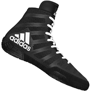 Adidas Varner Wrestling Shoes - Black