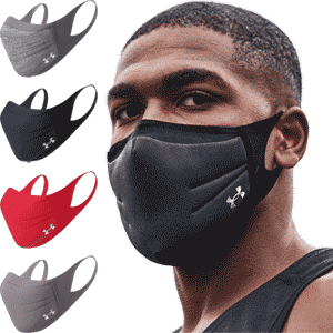 Under Armour Sports Face Mask